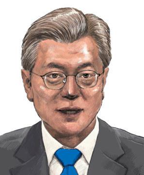 """문 대통령 """"최저임금 공약 못지켜 송구""""…정책실장에 보완대책 지시"""
