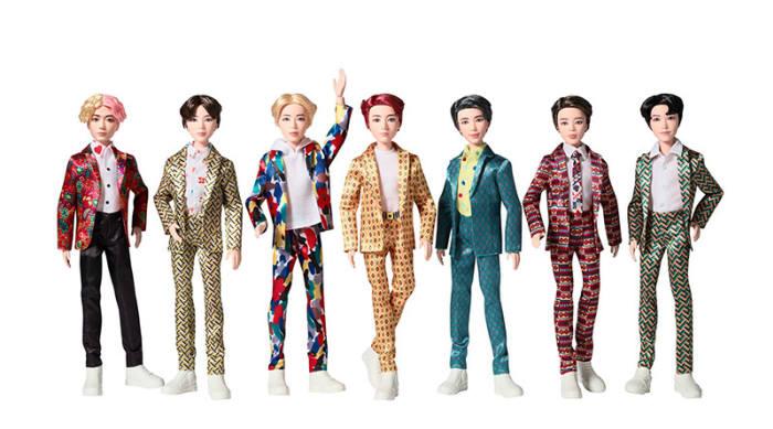 G마켓, BTS 공식 '구체관절인형' 출시