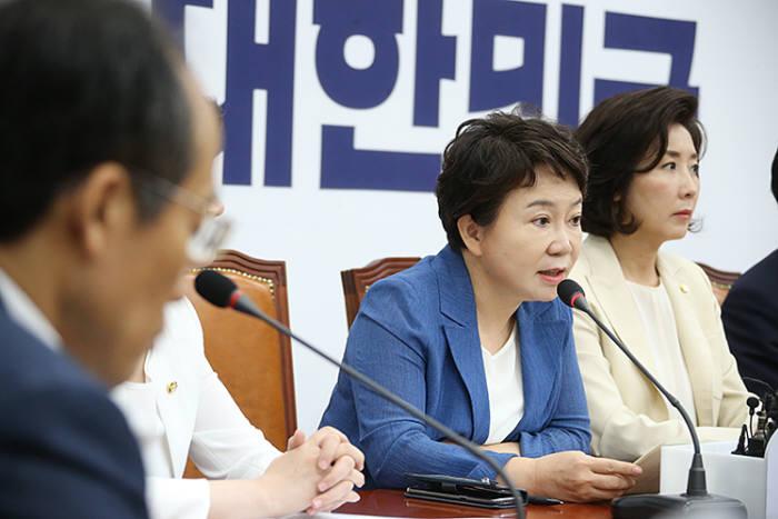 정미경 자유한국당 최고위원