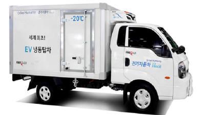파워프라자, 개조형 전기트럭 국가 안전·환경인증 통과...9월부터 판매 돌입