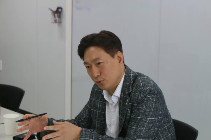 전상원 로봇앤모어 대표