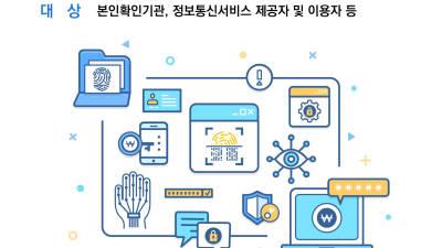 KISA, 연계정보 정책 방향 모색...26일 의견수렴회 개최