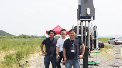 DGIST, 3㎞ 떨어진 초소형 드론 추적하는 AI레이더 기술 개발