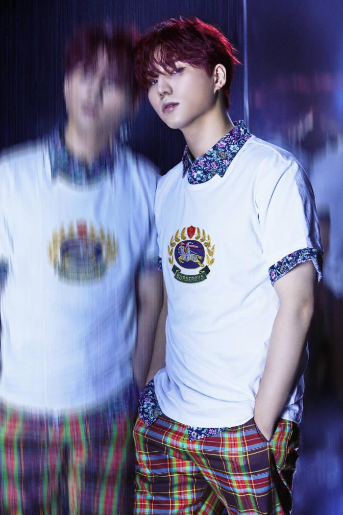 DAY6 Young K.(사진=JYP엔터테인먼트 제공)