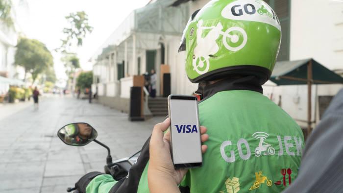 비자카드, 고젝에 투자...동남아 모바일결제 고도화 착수