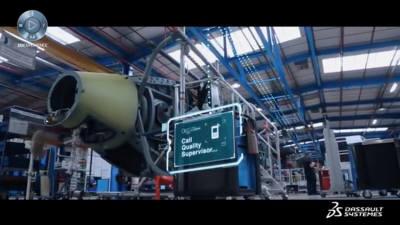 [스마트제조 혁신]다쏘시스템, 에어버스 헬리콥터 디지털화로 공정 혁신
