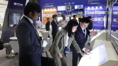 한전KDN, 베트남 KOSEF 2019 전시회서 전력 ICT 기술 뽐내