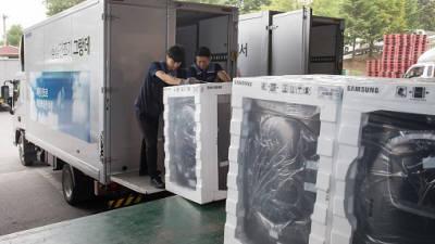 삼성전자 건조기 '그랑데', 7월 들어 판매량 45% 증가