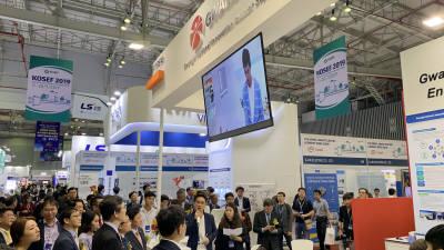 광주TP, 에너지기업 베트남 시장 진출 판로 개척 활동