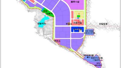 대구경북경자청, 영천하이테크파크지구 실시계획 승인