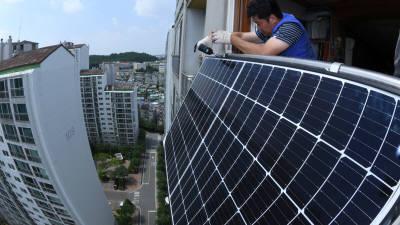태양광·풍력 보급 늘었지만…계통연계 완료는 53% 불과