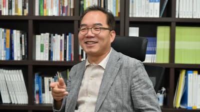 """[인사이트]정광용 경과원 4차산업본부장 """"판교를 AI 성지로"""""""