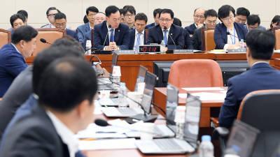 합산규제 논의 미룬 과방위 법안소위, 25일 비쟁점 ICT·방송법 심사