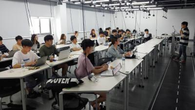 GS네오텍, 한동대와 AWS 캠프 열고 클라우드 전문가 양성