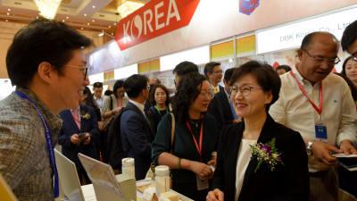 '2019 G-FAIR 상하이' 개막...52개 한국 기업 참가