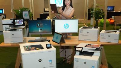 HP코리아, PC·프린터 7종 신제품 출시...'밀레니엄 세대 회사원' 집중 공략