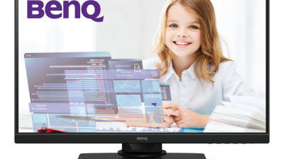 벤큐, 아이들 시력보호 위한 모니터 'GW2480T' 출시