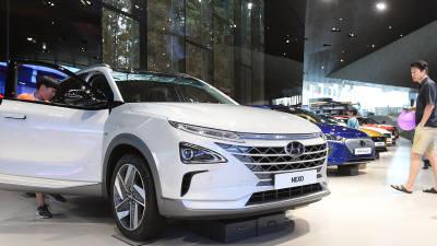 현대차 친환경 차 생산량 확대