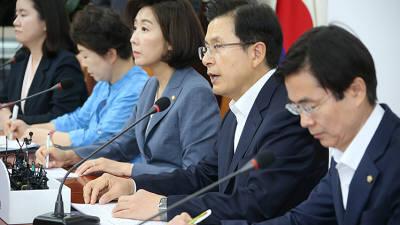 """한국당, 10% 이상 빈 당협위원장·친박 논란까지…""""이대로는 총선 힘들어"""""""