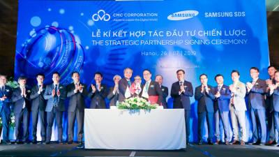 삼성SDS, 베트남 IT서비스기업 CMC 최대주주 등극