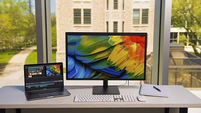 LG전자, 'LG 울트라파인' 5K 모니터 글로벌 출시…애플 '맥' 호환성 앞세워