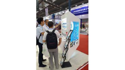 아시아나IDT, 중국 심천 IoT 박람회에서 RFID 기술 전시