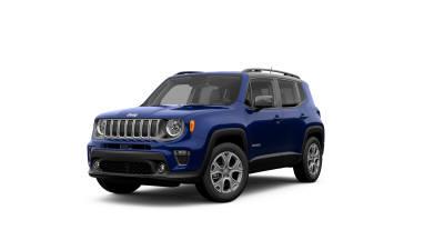 지프, 소형 SUV '레니게이드' 가솔린 사륜구동 모델 출시