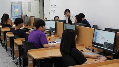 원광대 SW중심대학사업단, 폴리곤에이드 기반 '나만의 3D환경 제작' 특강