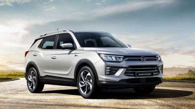 쌍용차, 엔트리 패밀리 SUV '코란도 가솔린' 모델 사전계약
