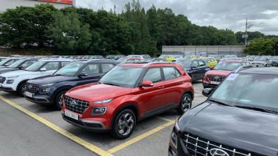 현대차, 인도 車시장 SUV 판매량 첫 1위