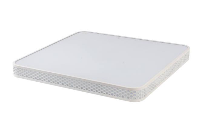 알에프세미가 개발한 AC 직결형 구동방식의 LED 사각 방등.