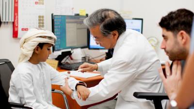 서울대병원, 위탁운영 UAE 셰이크칼리파전문병원 개원 5주년 기념식 개최