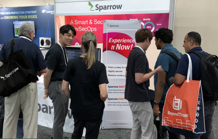 스패로우, 블랙햇 2019 참가해 클라우드 보안 서비스 선보여