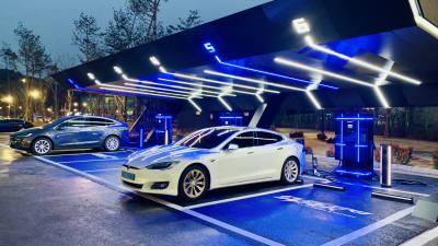 우리나라 전기차 충전소 접근성 일본보다 두 배 뛰어나