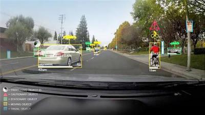 미래車 향해 달려라…차량용 영상인식 카메라 특허출원 급증