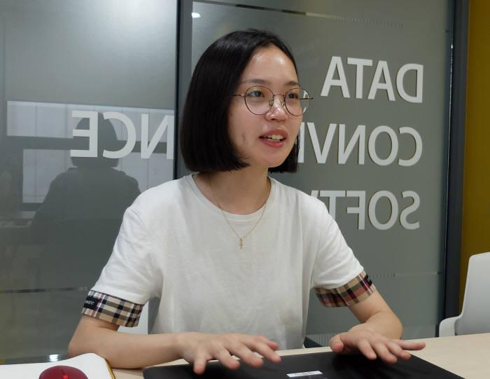 이승하 폴리텍대학 융합기술교육원 교육생.