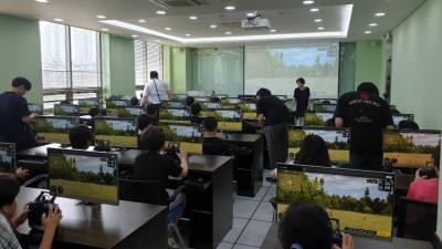 한컴지엠디, 동국대와 '드론 과학 영화캠프' 개최
