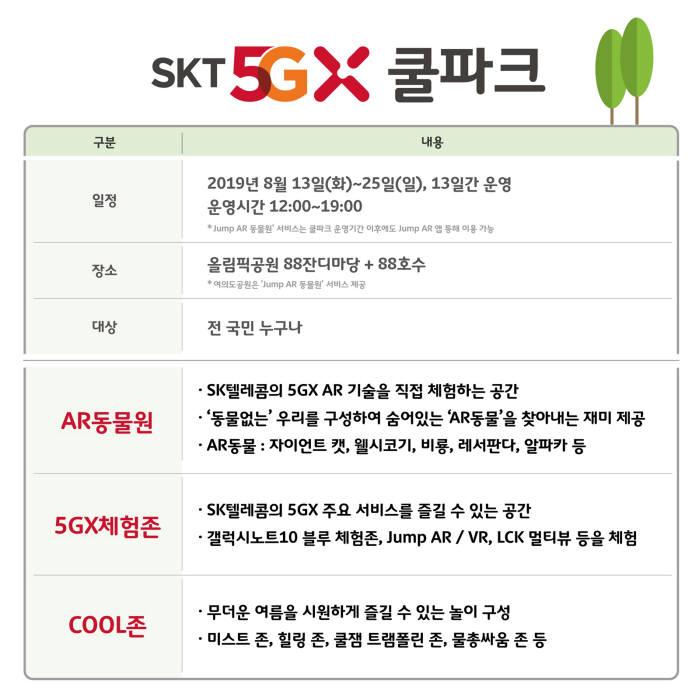 5GX 쿨파크 소개