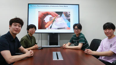 DGIST, 인체 운동에너지로 신경질환 치료하는 기술 개발