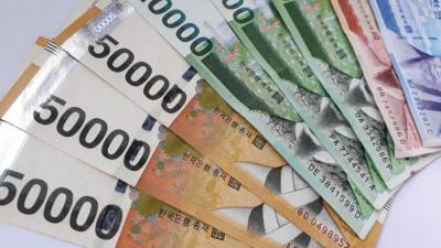 임금근로자 평균 대출금액 4076만원…7.4%↑