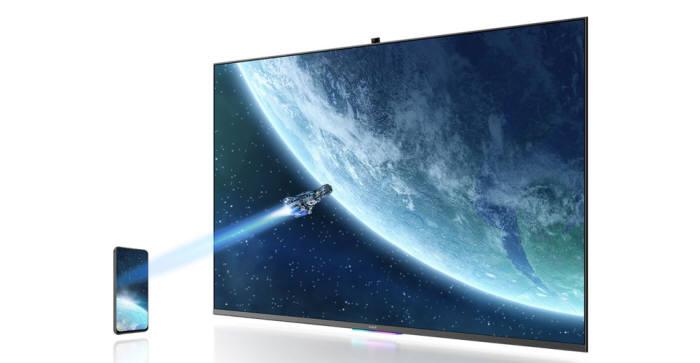 [국제]화웨이, 15일 TV 출시 ···브랜드는 '아너 비전(HONOR Vision)'