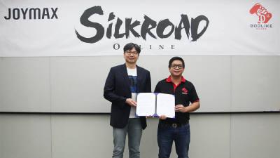 조이맥스-갓라이크, '실크로드 온라인' 태국 퍼블리싱 계약 체결