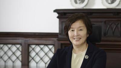 김혜숙 이화여대 총장, 미국에서 한미 대학 총장들과 4차 산업혁명 시대 대학교육 논의