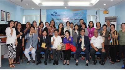 지오씨엔아이, 필리핀 국가수자원관리위원회 공로상 수상
