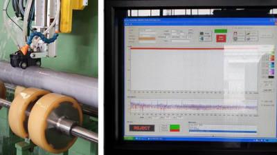 케이엠티, 장수명 콘크리트 펌프카용 이송관 개발