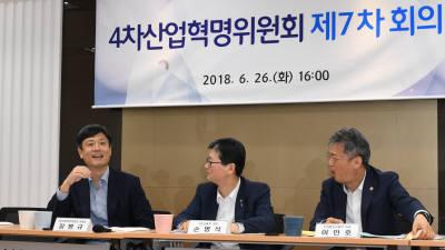 4차산업혁명 대응 강화