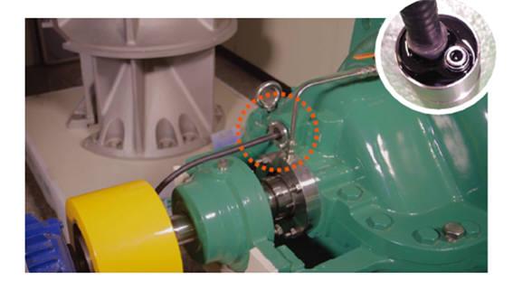 그린텍이 개발한 사물인터넷 기반 스마트 펌프