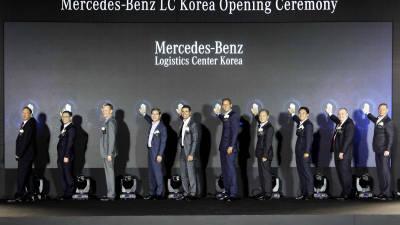 벤츠코리아, 350억원 투입해 부품물류센터 2배 확장
