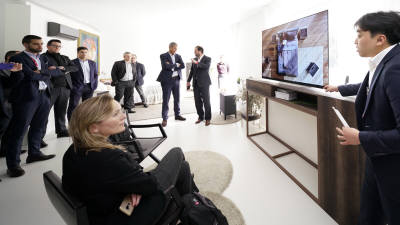 LG 올레드 TV, 유럽 10개국에서 '최고 TV' 1위 휩쓸어
