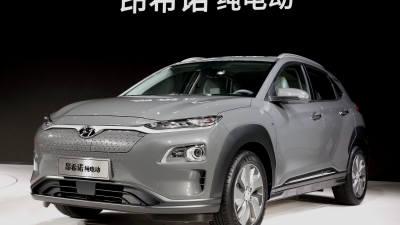 중국산 배터리 품고 '中心' 잡는 현대차